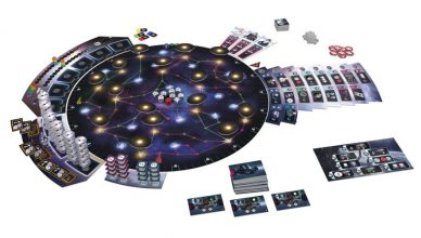 juegos de mesa espaciales