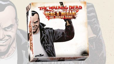 The Walking Dead Here's Negan!