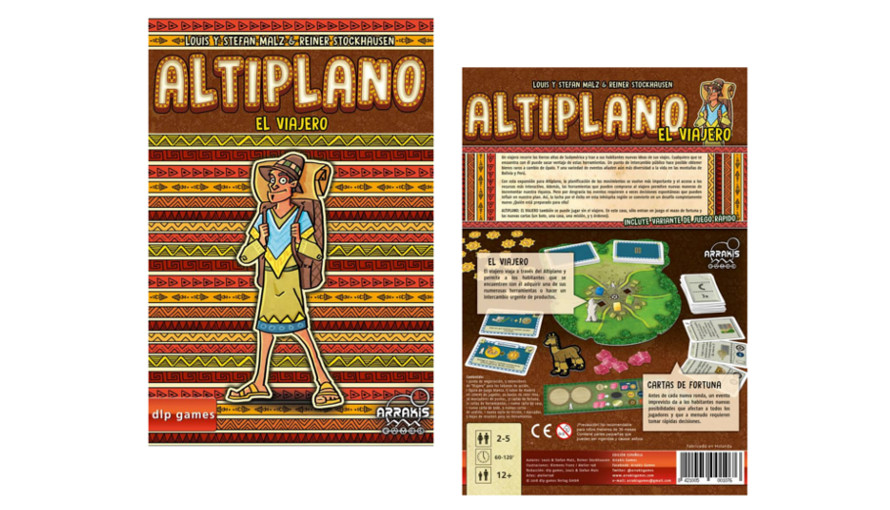 Altiplano expansion