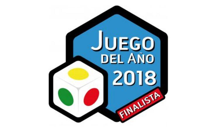 Premio Juego del Año 2018