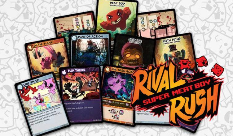 Super Meat Boy Rival Rush