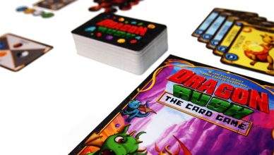 Dragon Rush: The Card Game