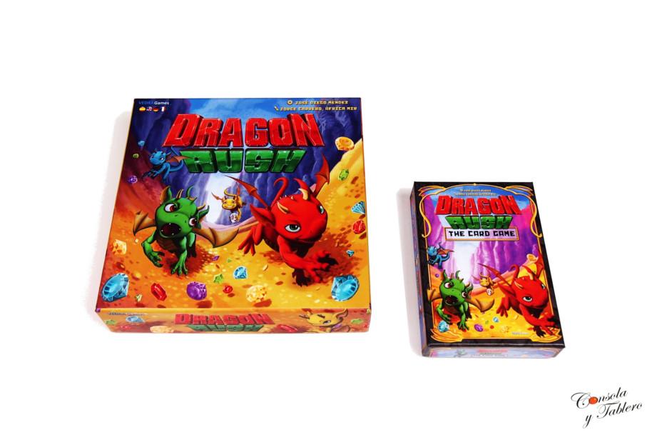 Dragon Rush juegos de mesa
