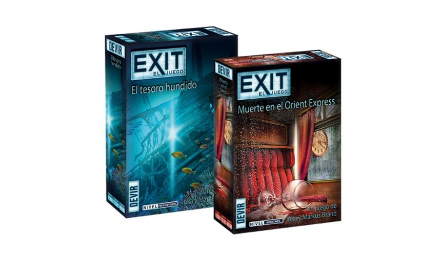 Exit nuevos juegos