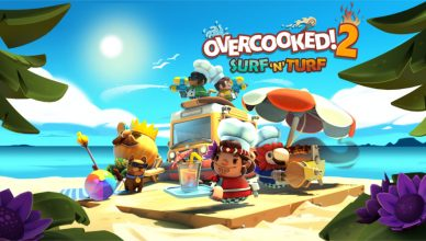 Overcooked! 2 Surf 'n' Turf