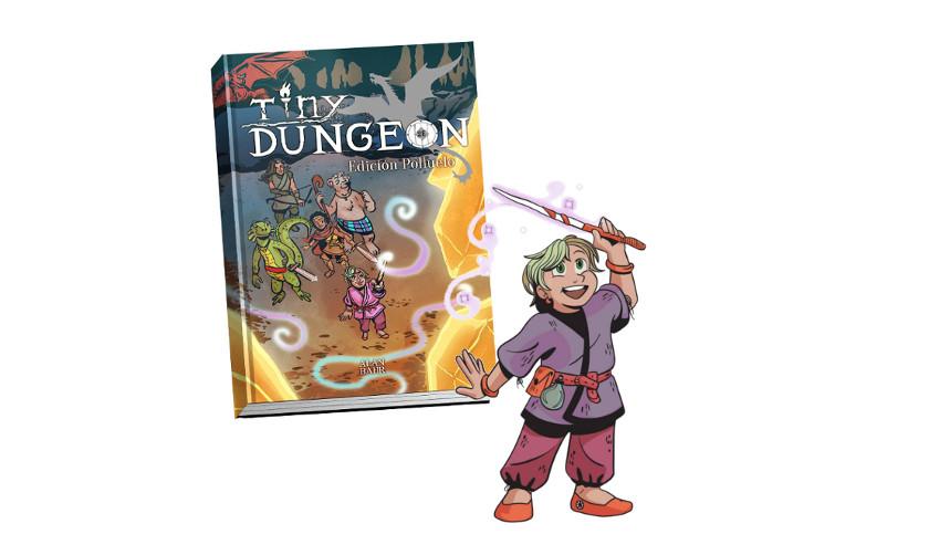 Tiny Dungeon Edición Polluelo Verkami