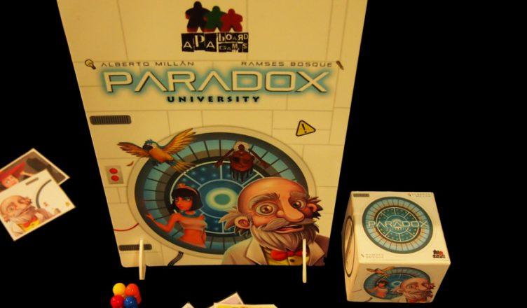 Paradox juego