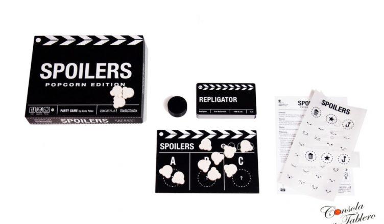 Spoilers Popcorn Edition