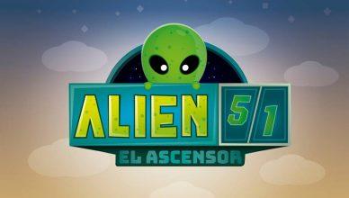 Alien 51: El ascensor