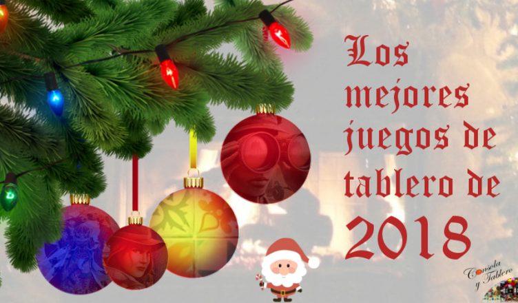 mejores juegos de tablero 2018