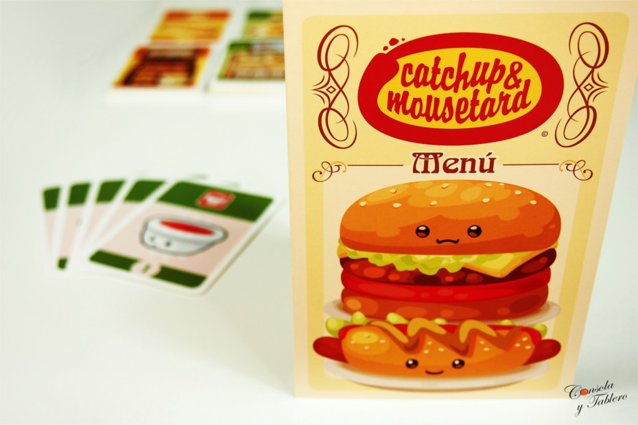 Catchup & Mousetard Fast Food Battle!