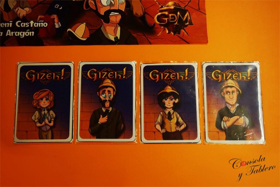 Gizeh! GDM Games
