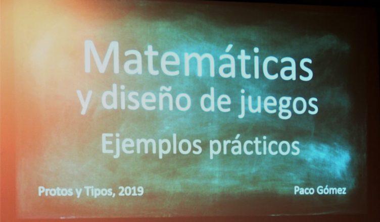 Paco Gómez matemáticas