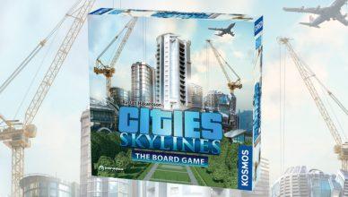 juego de mesa Cities Skylines