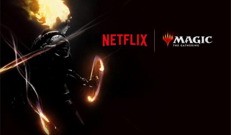 Magic The Gathering Netflix