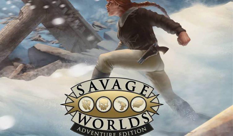 Savage Worlds Edición Aventura