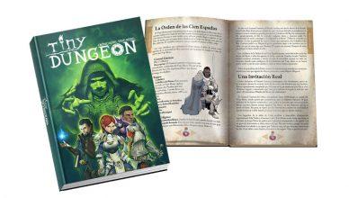 Tiny Dungeon Crónicas del Viejo Reino