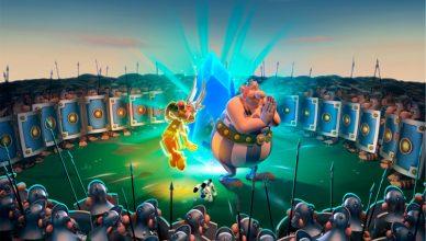 Astérix y Obélix XXL3: El Menhir de Cristal
