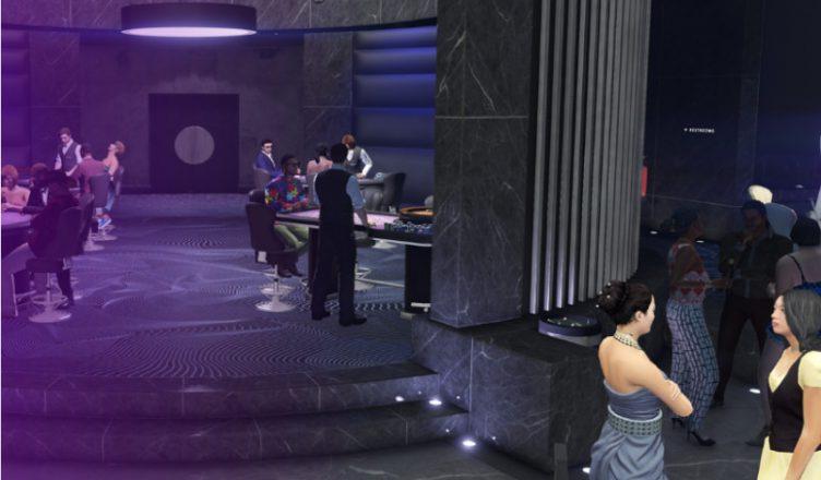 GTA Online The Diamond