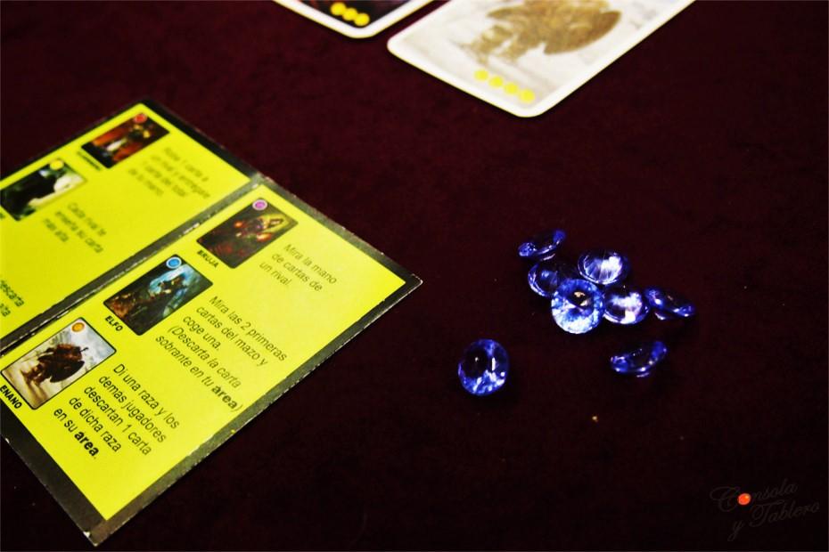 3 Dragons cartas