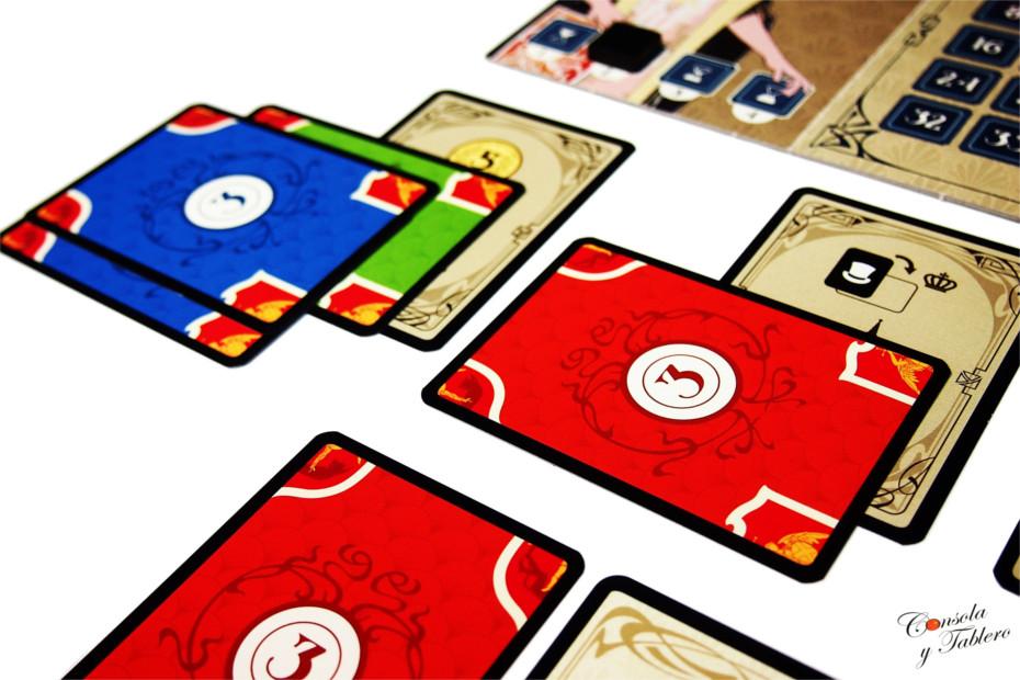 Bruxelles card game