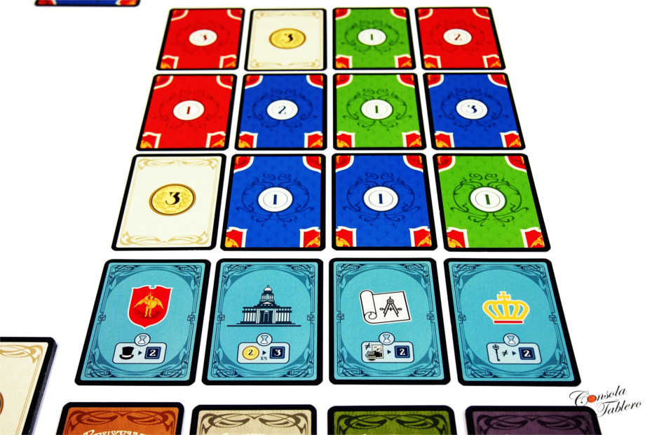 Bruxelles juego de cartas