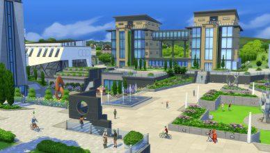 Los Sims 4 Días de Universidad