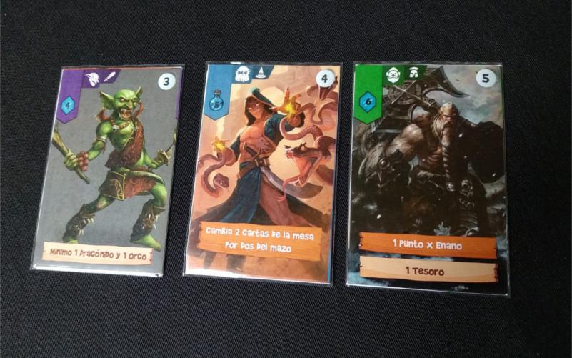 juego de cartas fantasia