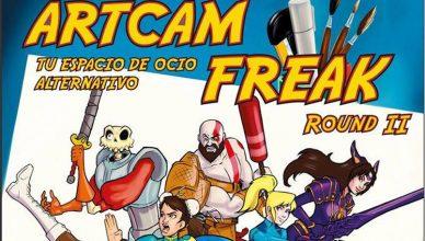 Artcam Freak Round II