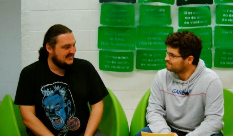 Pak Gallego entrevista