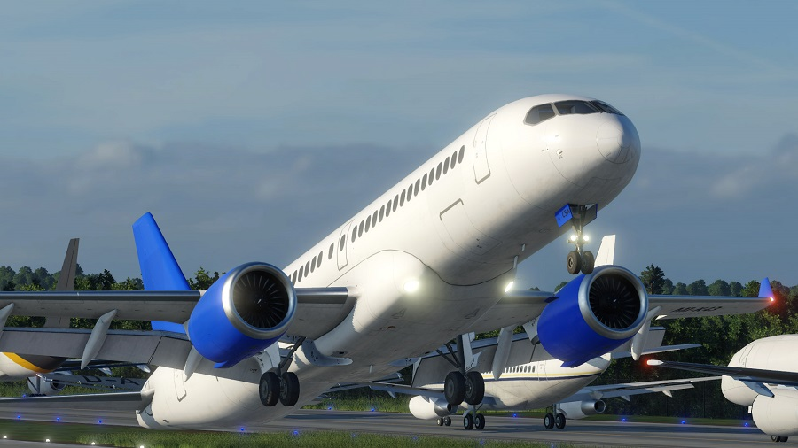 Transport Fever 2 Avión