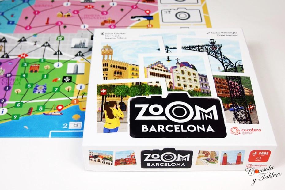 Zoom in Barcelona reseña