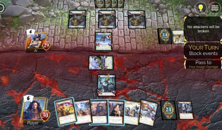 Epic Card Game Digital