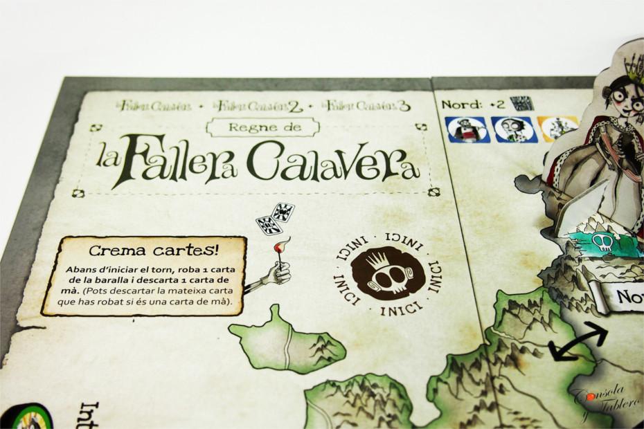 La Fallera Calavera expansiones