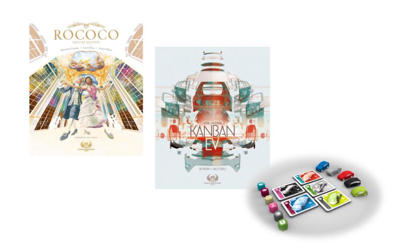 Rococó Deluxe Edition Kanban EV