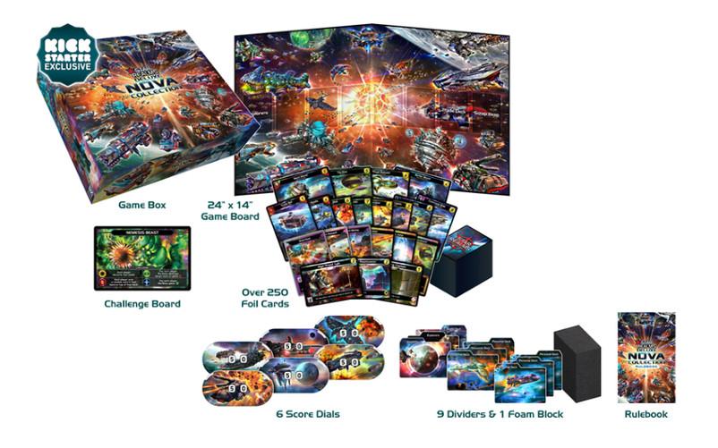 Star Realms Deluxe Nova Collection