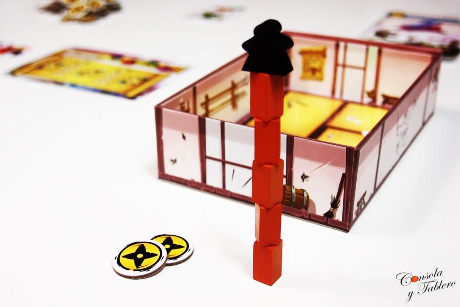 juegos de mesa ninjas