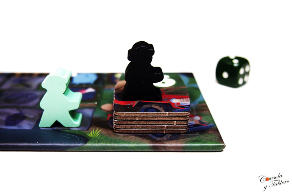 juegos de mesa fantasmas