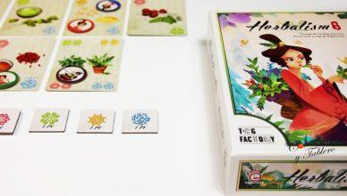 Herbalism juego de cartas