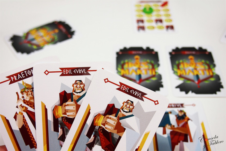 juegos de mesa Roma