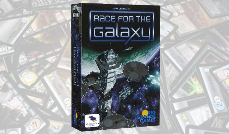 Race for the Galaxy Segunda Edición
