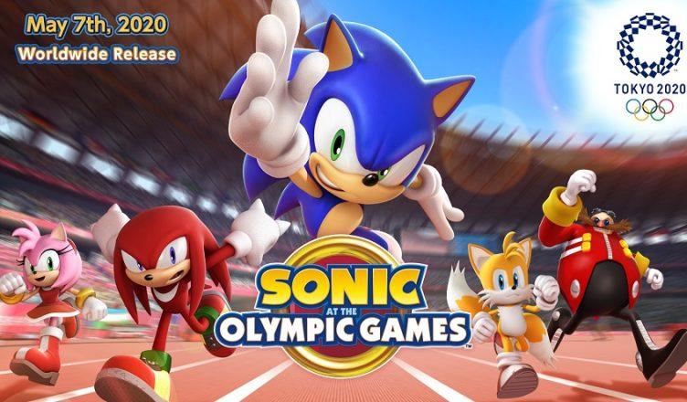 Sonic en los Juegos Olímpicos - Tokio 2020