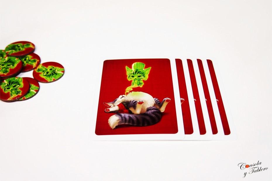 juegos de mesa gatos