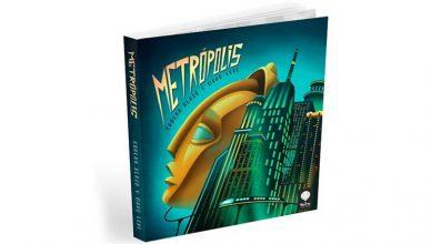 Metrópolis juego de rol