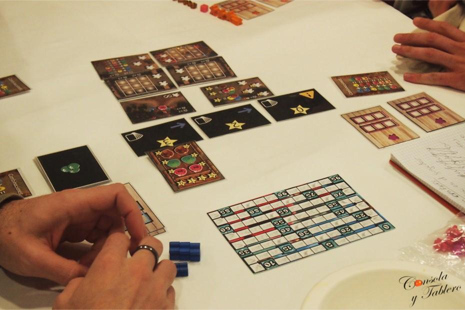 juegos de mesa Zaragoza