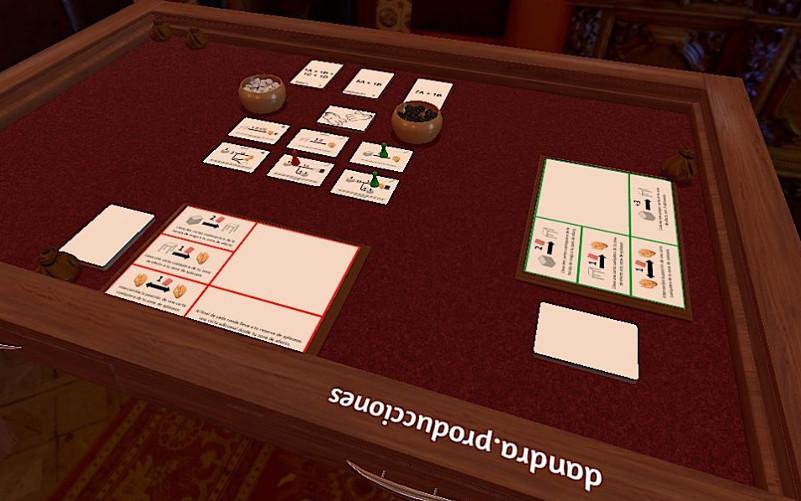 Dandra Tabletop Simulator