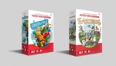 TCG Factory juegos infantiles