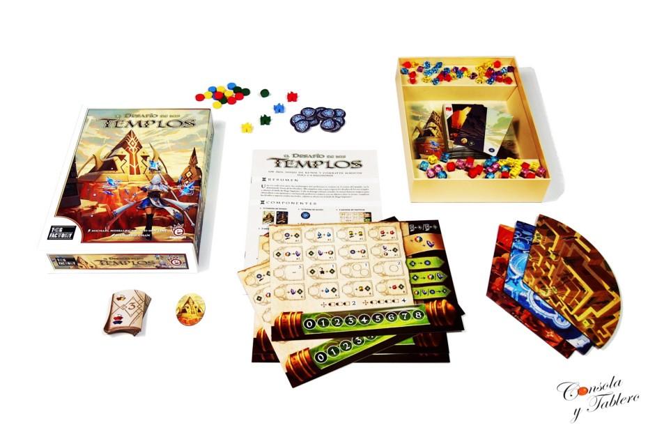 El Enigma de los Templos nuevo juego