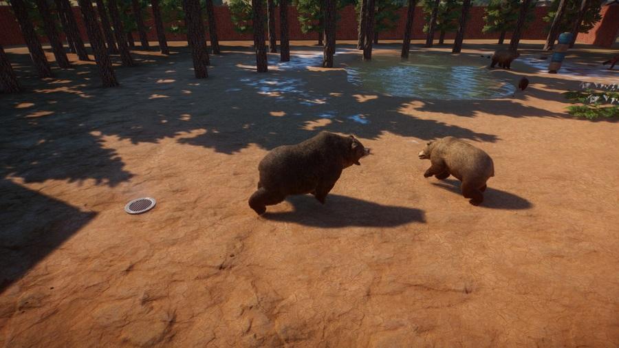 Planet Zoo Pelea