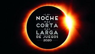 La Noche Más Corta Más Larga de Juegos 2020
